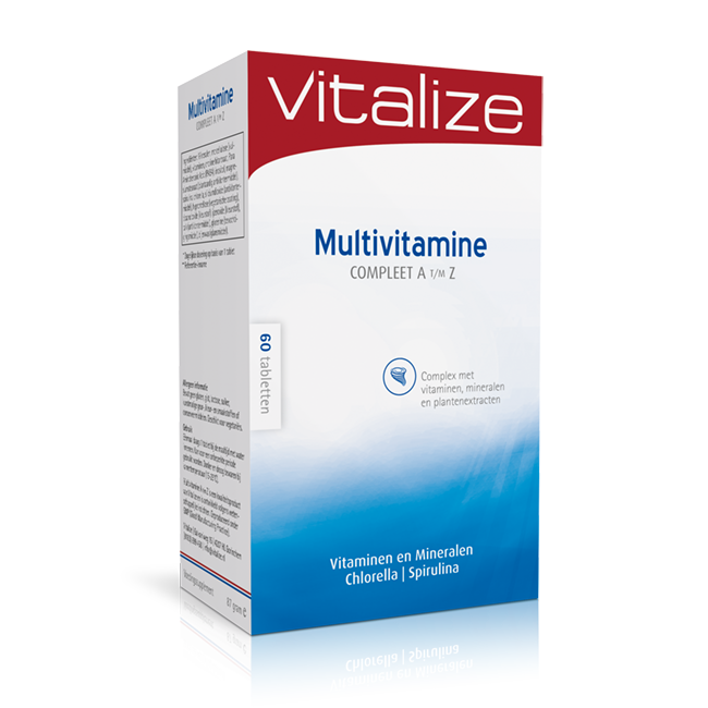 Vitalize Multivitamine